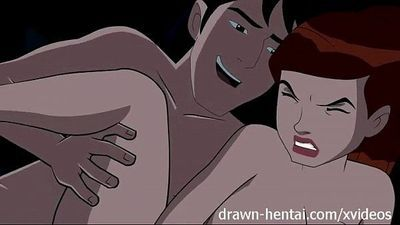 Ben 10 Hentai - Kevin bad again - 7 min