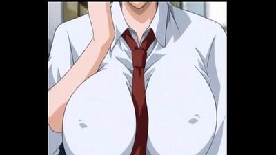Ecchi Hentai Futanari Anime Nude Masturbation Cartoon - 4 min