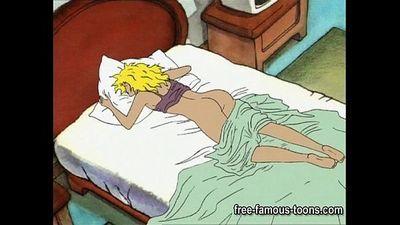 College lesbian girls cartoon hentai sex - 5 min