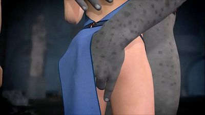 Forbidden Treasure 3D censored - 12 min