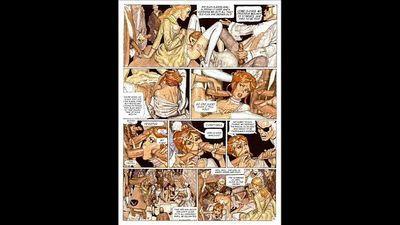 adult comics - 6 min
