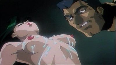 Anime Maid Titfuck Surprise Cumshot - 2 min