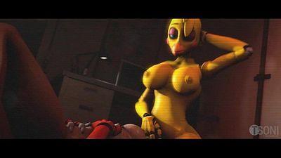 Five Nights At Freddys Futa Robots 2 - 2 min