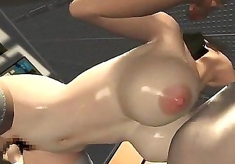 Umemaro 3D - Vol.5 - Crazy Female Teacher - 9 min
