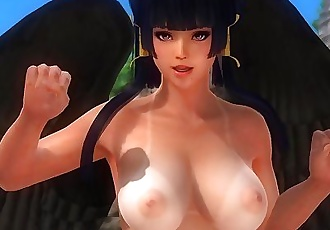 Dead or Alive 5 1.09 & Mods on PC - Nyotengu Private Paradise w/ Tans