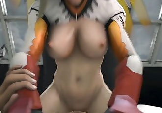 BEST OVERWATCH PORN FROM ACROSS THE INTERWEBS