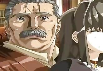 Innocent Maid Slave Lady Anime Hentai #2