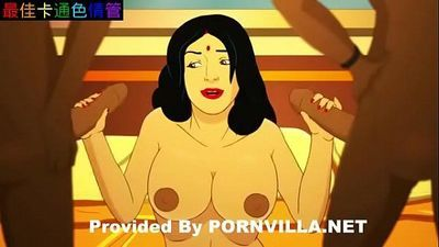 Savita bhabhi hindi comic movie with hindi audio - 10 min