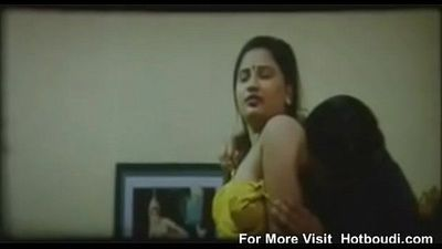 Indian Mallu Mature Aunty Rides Her Lover - 4 min
