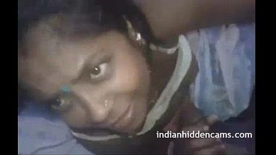 Married Indian Wife Sucking Cock - IndianHiddenCams.com - 1 min 10 sec
