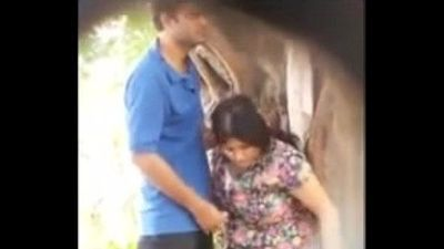 desi blowjob in park - 2 min