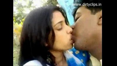 LongKiss Scene of Desi Couple - 3 min