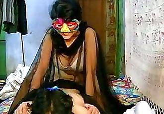 indan sexy amateur savita bhabhi is riding on the dick