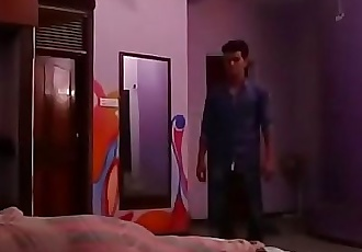 sleeping Indian sister fuck by brother open door 11 min