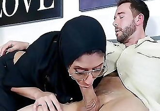 Angel Del Rey In Anal Dream Of Arab Teen 8 min HD