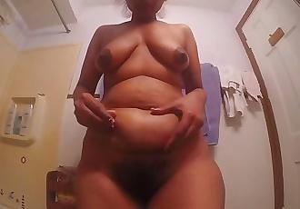 My navel fetish
