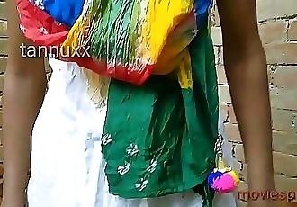 Outdoor teen girl Puja Gupta fucking 11 min HD+