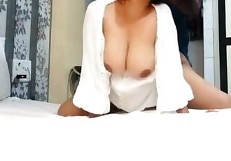 Karisma - S2 E10 - Passionate Sex with Busty Indian GF