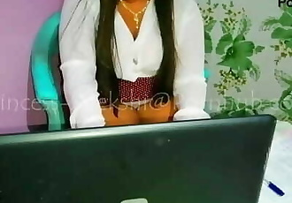 AMAYA SPA SEXY GIRL GIVEN HIS PUSSY BLOWJOB AND CUM EATING NOTY CUSTOMER