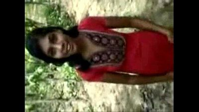 Indian Village Girl Fucked in Jungle - 8 min