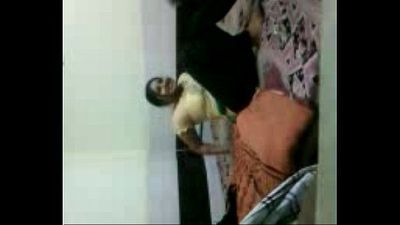 Indian home sex of Gujarati college girl sania with tenant jignesh - 10 min