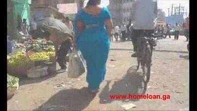 Big ass Tamil aunty - 10 sec