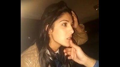 Desi nri girl sucking in car - 1 min 24 sec