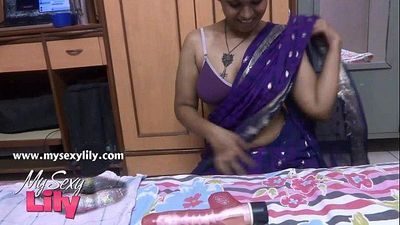 Big Boob South Indian Babe Lily MySexyLily - 1 min 2 sec HD