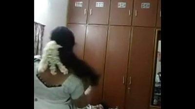 Mallu wife with husbands friend scandal - 3 min