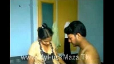 desi Indian boyfriend and girlfriend - 2 min