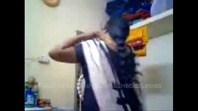 tamil aunty recordin herself and showing her boobs .. - 1 min 42 sec