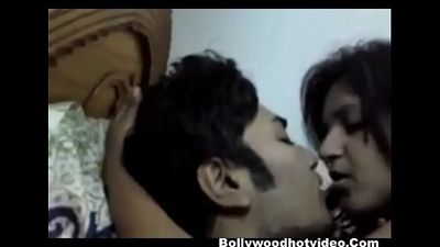 Desi Call Girl With Young Boy - 6 min