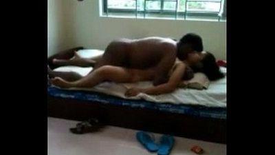 Sex at Delhi apartment - 7 min