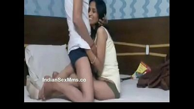 Desi newly married honeymoon wife fucking - 7 min