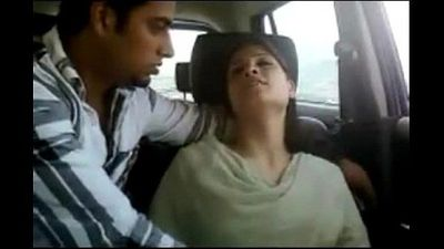 Indian Couple Gets Naughty On The Road - Watch More At www.AngelzLive.com - 9 min