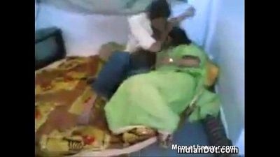 indian hot maid kavita abused by bunch of guys and fucked hard for money - 4 min
