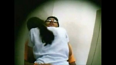Desi indian school college girl in cyber cafe pc spycam kissed kiss bf bj horny - 9 min