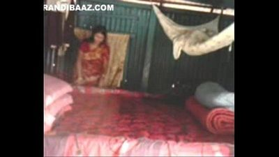 Bangladeshi Aunty Fucking with Neighbour- she affraid of getting caught - 9 min