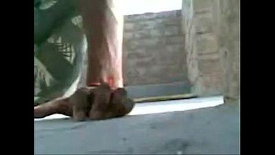 Village Lovers छत पर चुदाई - 8 min