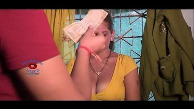 inclip.net - A Helpless Indian Housewife Seduced By Husbands Bose - 8 min