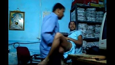 Indian Desi sex at Office - 2 min
