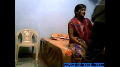 Indian Hot Aunty Fuck - 9 min