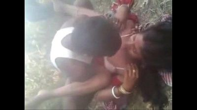 Bengali Randi Outdoor Sex Gangbang - 8 min