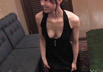 41Ticket - Fancy Call Girl Shuri Maihama - 5 min HD+
