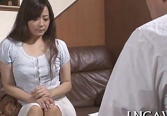 Asian hottie in underware spunk fountain - 5 min