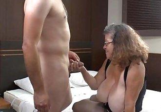 Agedlove granny banged doggystyleHD