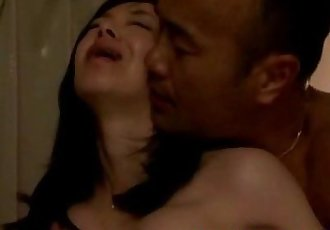 Asian milf slut housewife hard fuck action - 5 min