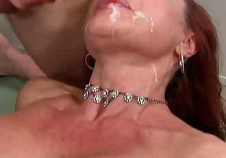 Cum craving milfs taking facialsHD