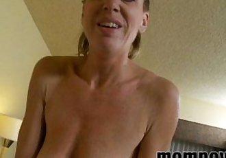 hot milf fucking a young cock - 5 min