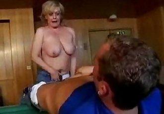 MILF Blond Woman - 1 min 2 sec